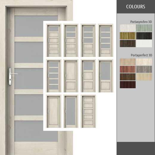 Porta balance doors
