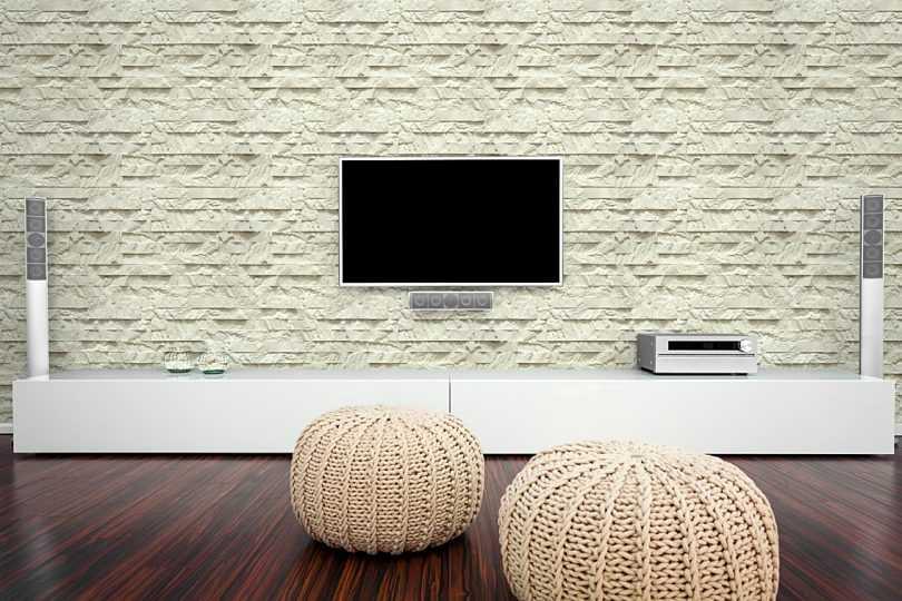 Decorative Stone Master Como Off-White Photo