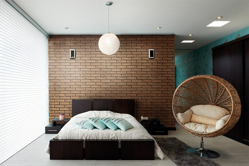 Decorative Stone Master Home Brick Sand Photo