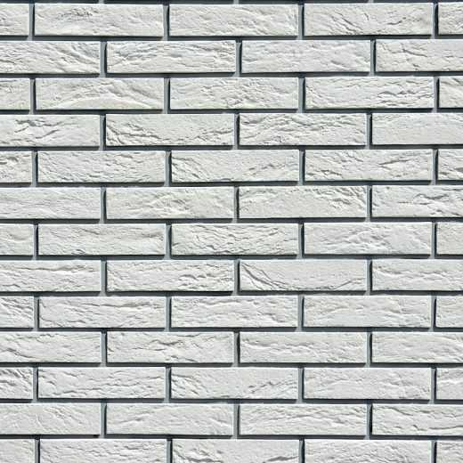 Decorative Stone Master Home Brick White