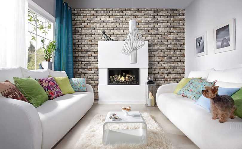 Decorative Stone Master Loft Brick Sahara Photo