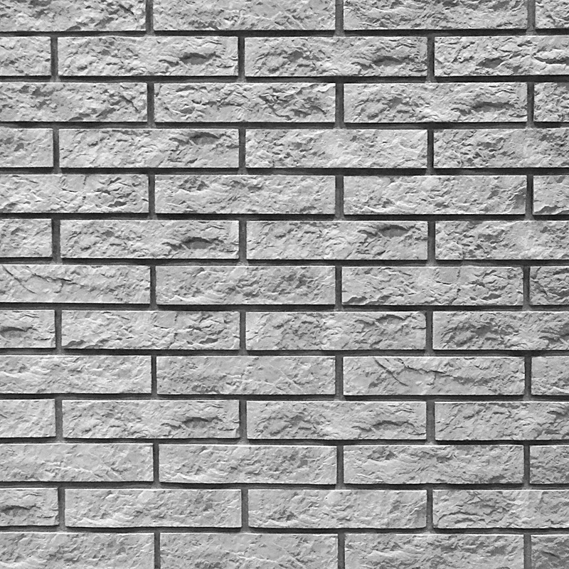 Decorative Stone Master Rock Brick Gray