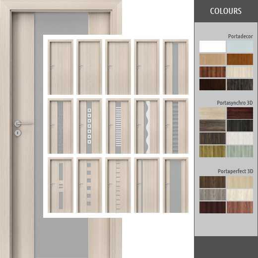 PORTA FOCUS doors