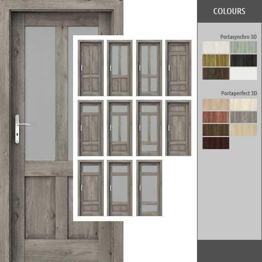 PORTA HARMONY DOORS