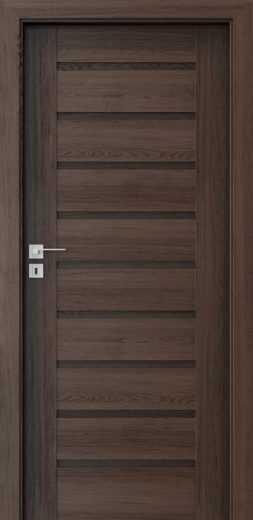 Porta Concept A0 Door Havana Oak