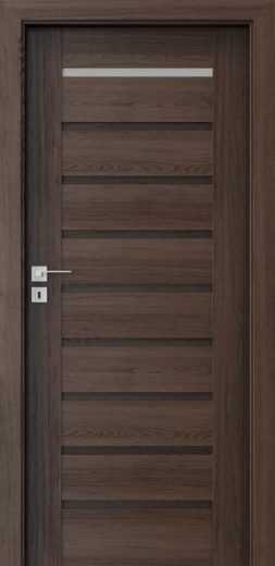 Porta Concept A1 Door Havana Oak