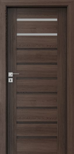 Porta Concept A2 Door Havana Oak