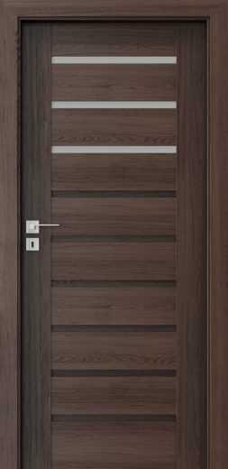 Porta Concept A3 Door Havana Oak