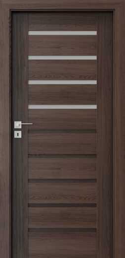 Porta Concept A4 Door Havana Oak