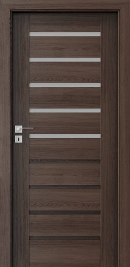 Porta Concept A5 Door Havana Oak