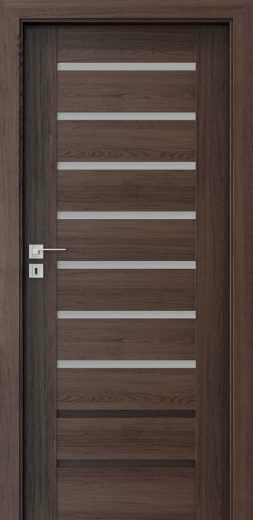 Porta Concept A7 Door Havana Oak