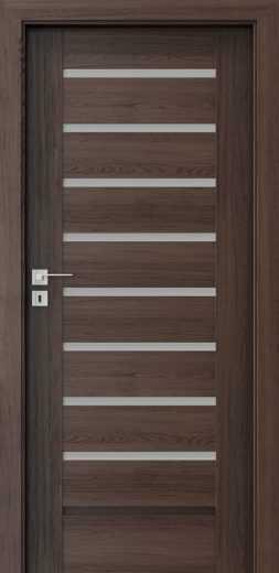 Porta Concept A8 Door Havana Oak