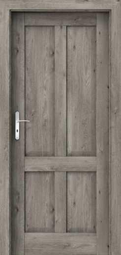 Porta Harmony A0 Door Siberian Oak