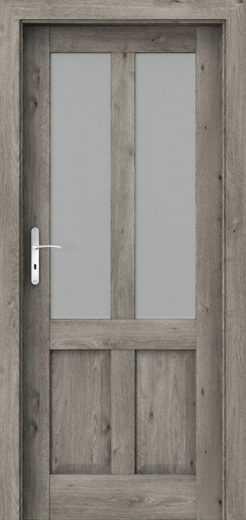Porta Harmony A1 Door Siberian Oak