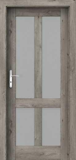 Porta Harmony A2 Door Siberian Oak