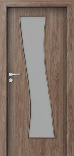 Porta Twist D1 Door Walnut Verona 2
