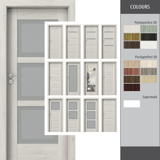 PORTA INSPIRE DOORS