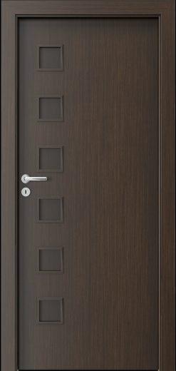 Porta Fit A0 Door Wenge