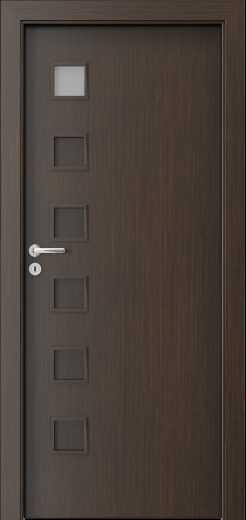 Porta Fit A1 Door Wenge