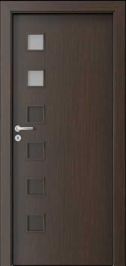 Porta Fit A2 Door Wenge