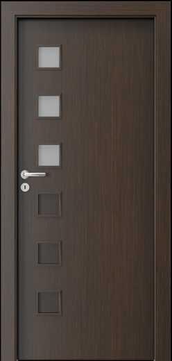 Porta Fit A3 Door Wenge