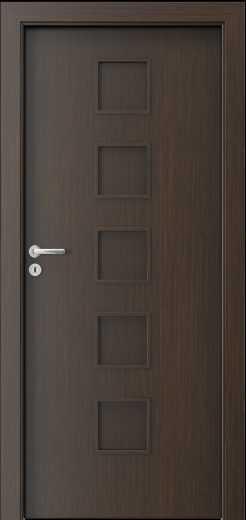 Porta Fit B0 Door Wenge