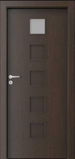 Porta Fit B1 Door Wenge