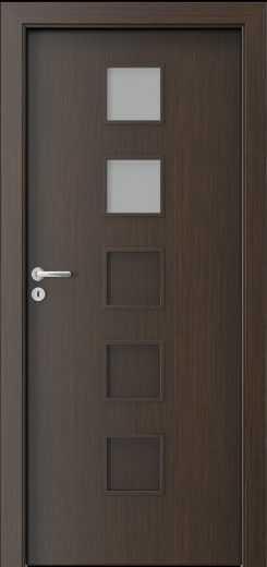 Porta Fit B2 Door Wenge