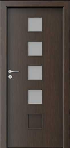 Porta Fit B4 Door Wenge