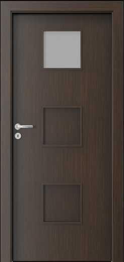 Porta Fit C1 Door Wenge