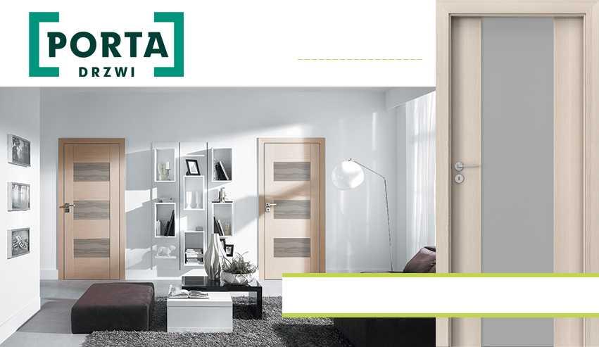 Drzwi PORTA UK - reklama 1