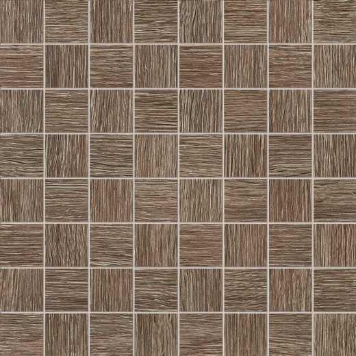 Biloba Brown - wall mosaics