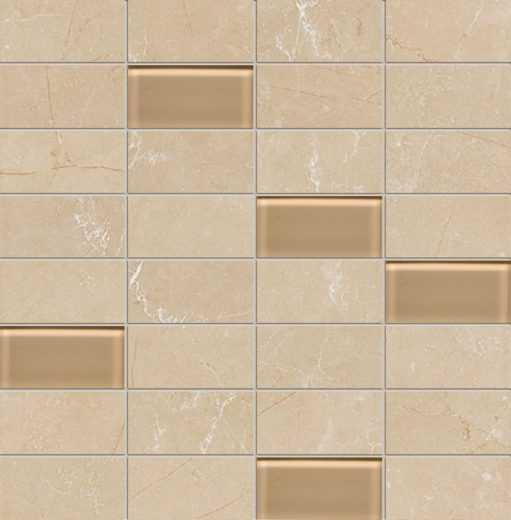Gobi Beige - wall mosaics