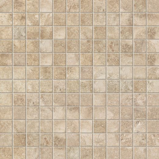 Lavish Brown - wall mosaics