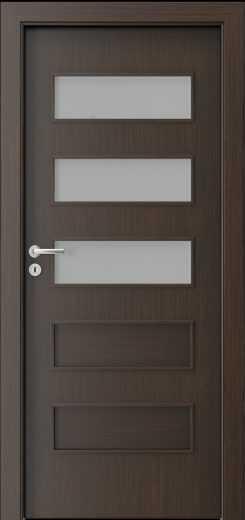 Porta Fit G3 Door Wenge & Porta Doors - Building Market UK