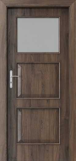 Porta Nova 4.2 Door Scarlet Oak