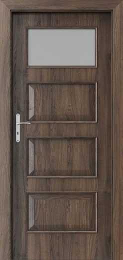 Porta Nova 5.2 Door Scarlet Oak