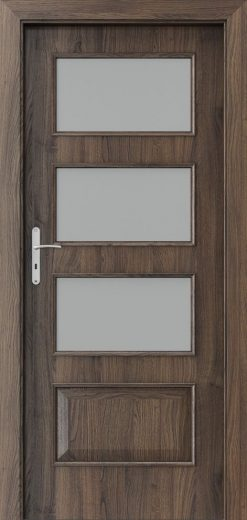 Porta Nova 5.4 Door Scarlet Oak