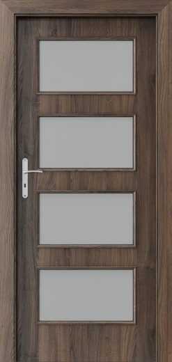 Porta Nova 5.5 Door Scarlet Oak
