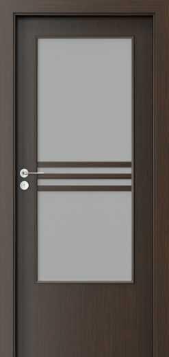 Porta Style 3 Door Wenge