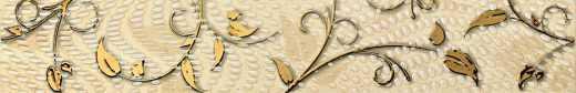 Traviata Ornament - wall strips