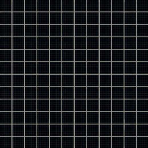 Vampa Black - wall mosaics