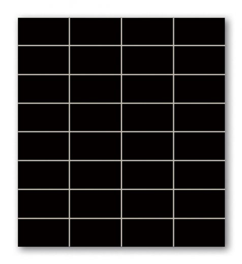 black-rectangular-wall-mosaics