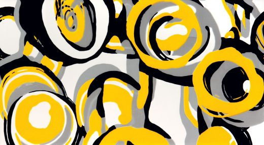 hoop-yellow-wall-decorations