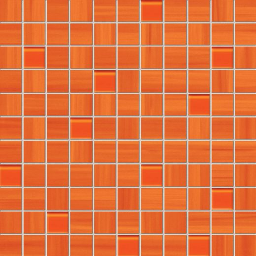 wave-orange-wall-mosaics