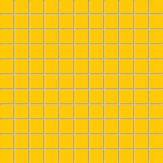 yellow-square-wall-mosaics