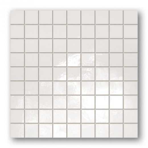Majolika 11- Square wall mosaic