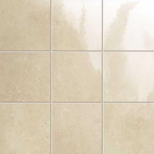 Epoxy beige 1 POL - gres mosaic