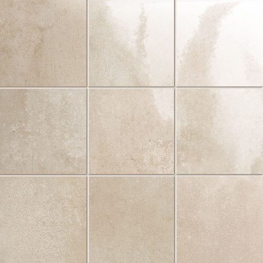 Epoxy silver 1 POL - gres mosaic