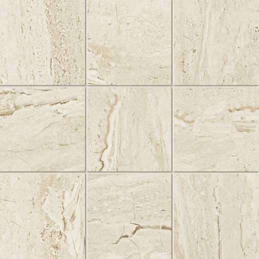 Fair beige MAT - gres mosaic 298x298